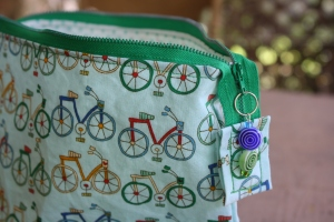 Bike project bag
